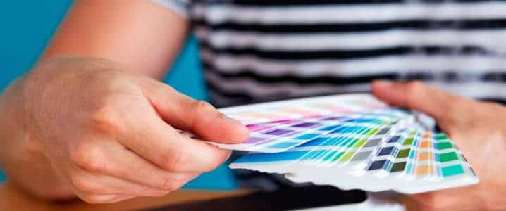 Les couleurs au service de votre identité de marque.