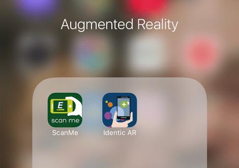 Réalité Augmentée Identic